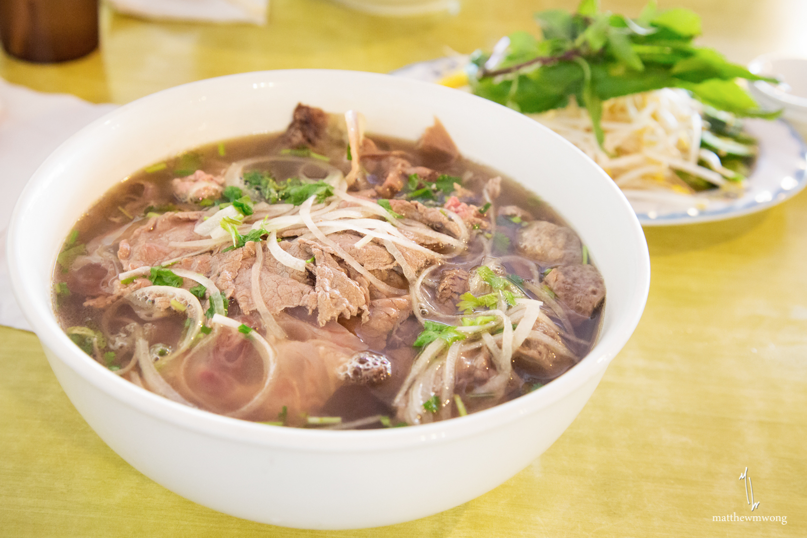 House Special Combination Pho