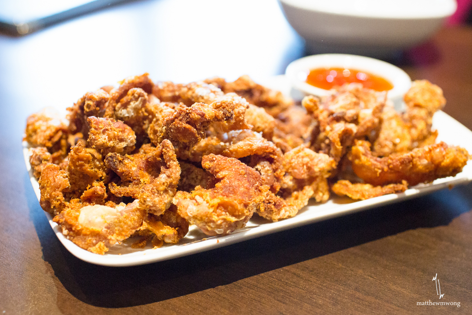 Pappa Deep Fried Chicken Skin