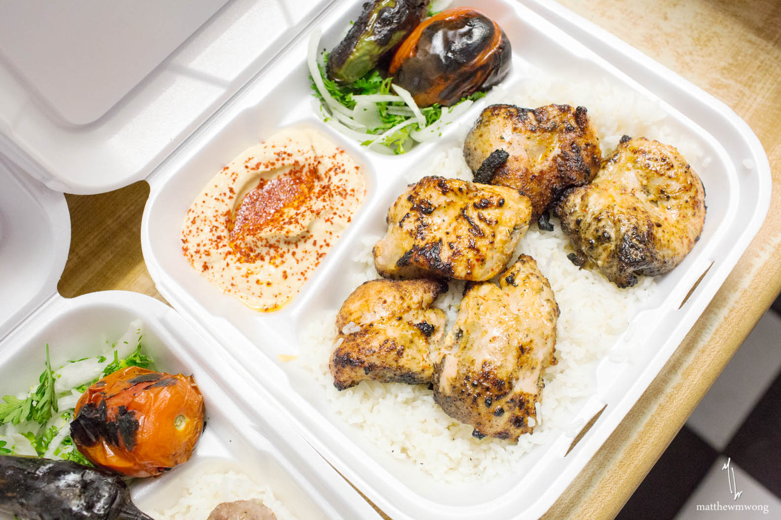 Chicken Kabob - To go
