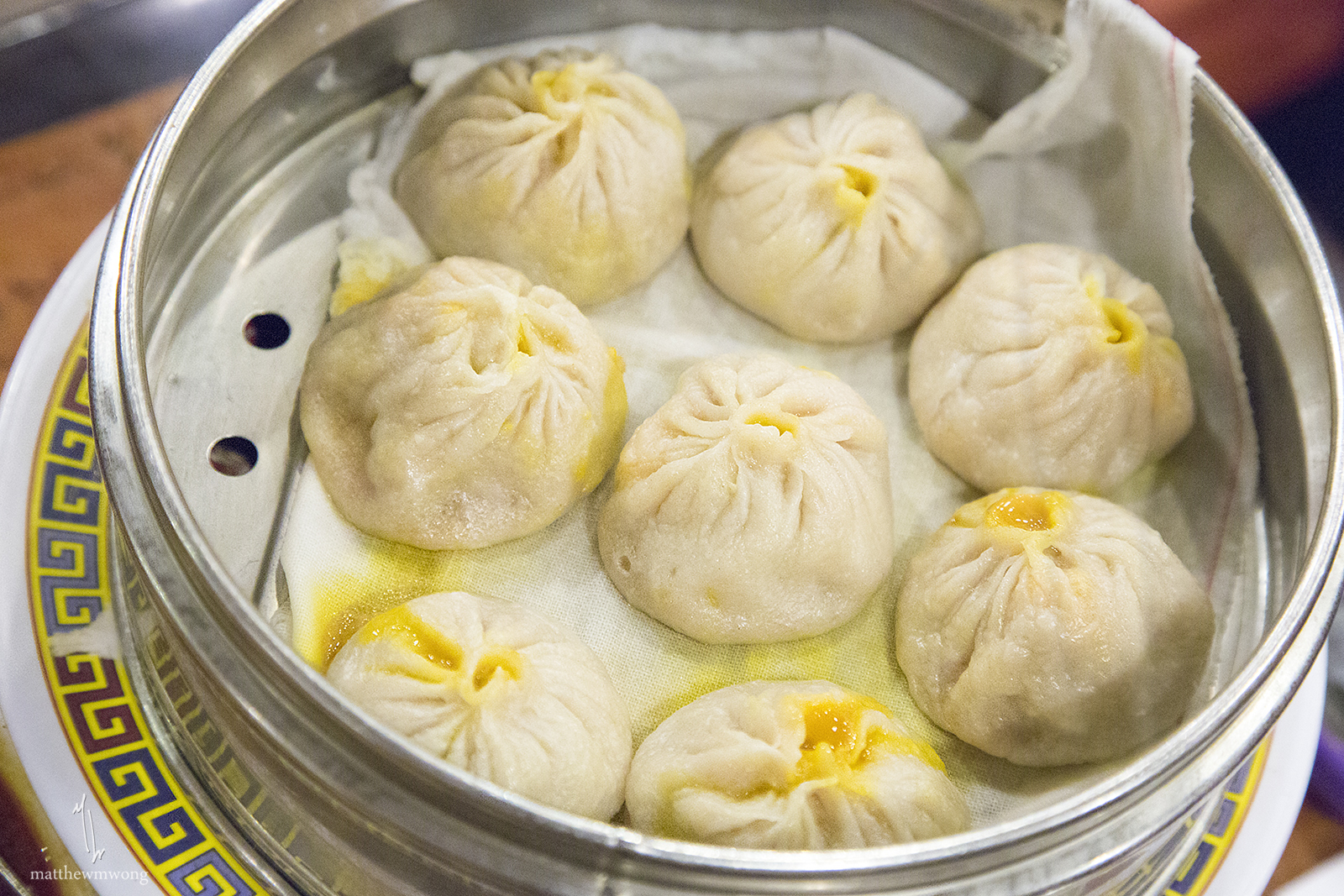 Xiao Long Bao aka soup dumplings