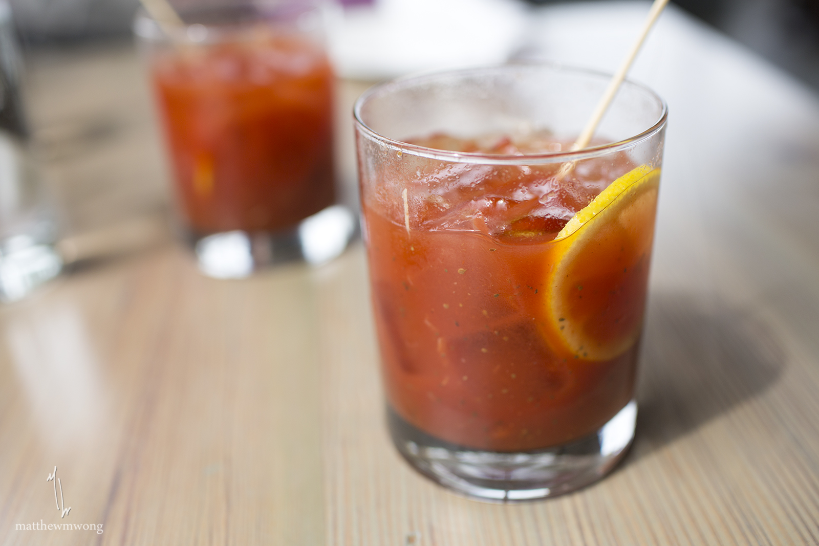 Miller Union's bloody mary