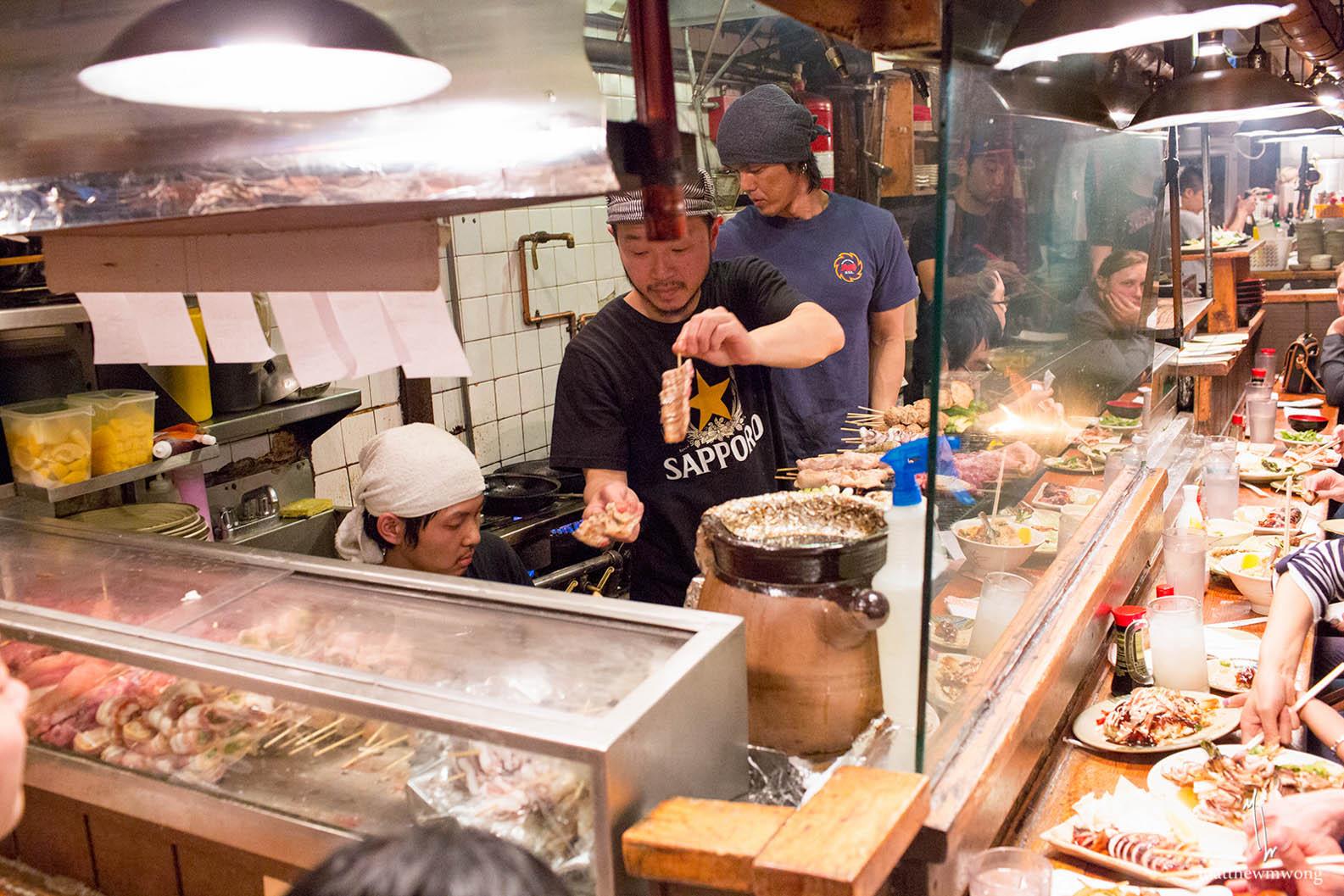 Yakitori Chefs