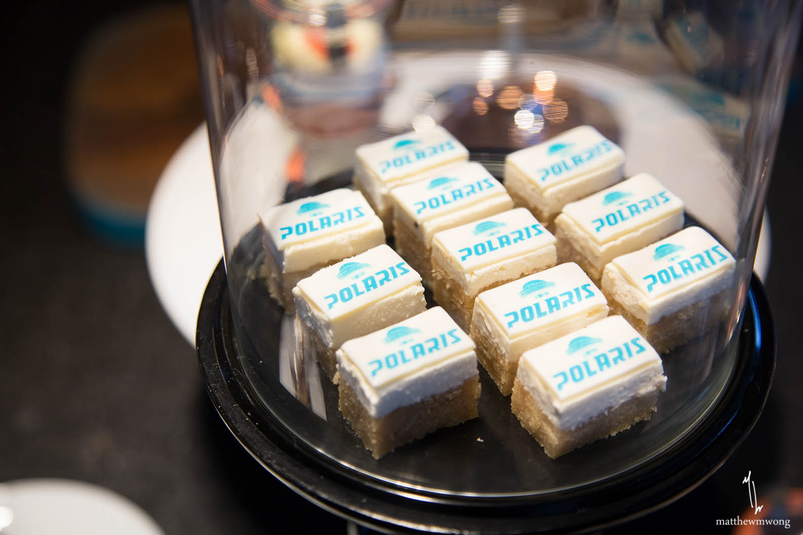 Polaris Cakes
