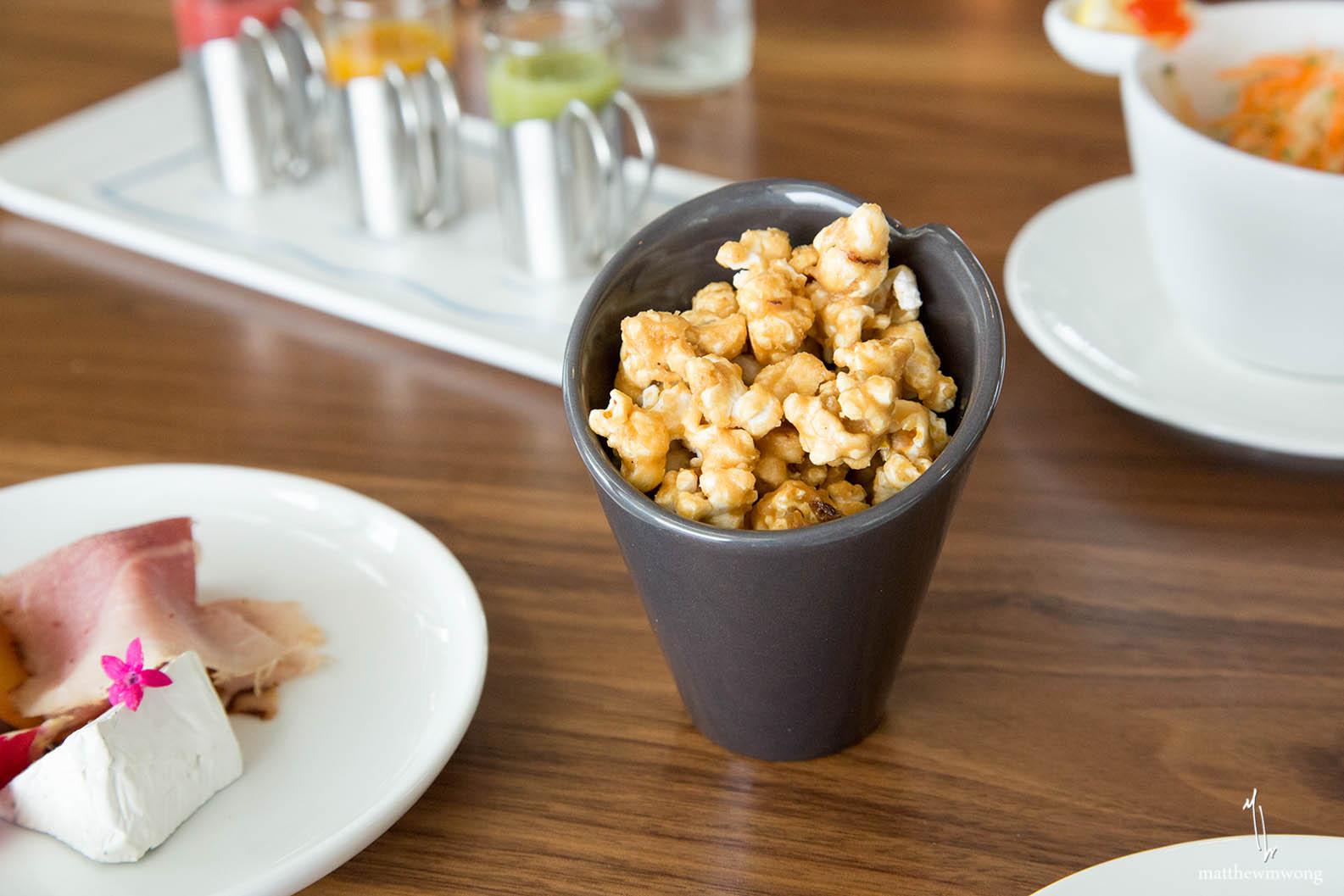 Benton's Bacon Carmel Popcorn