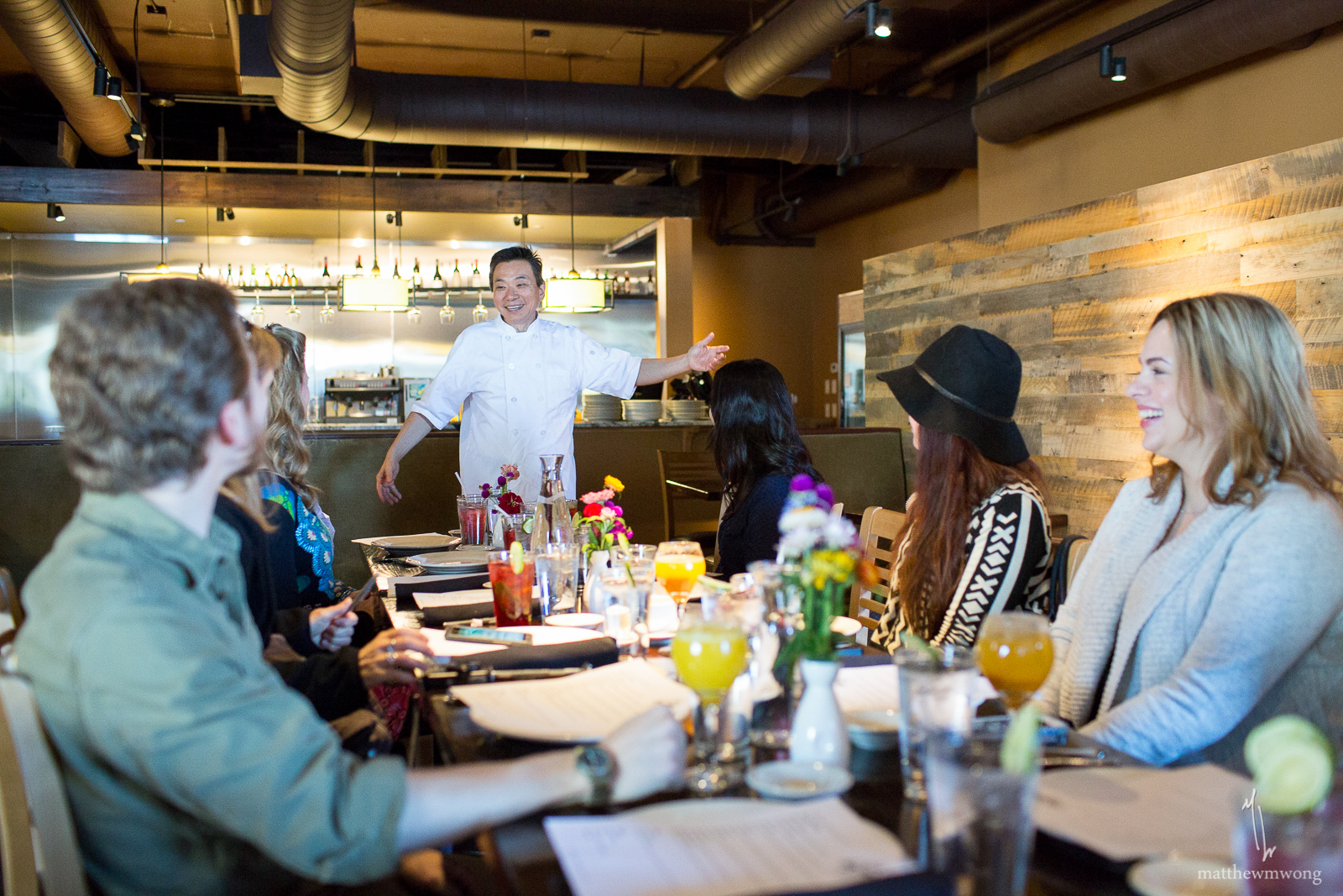 Chef Sun tells us his story of coming to Atlanta