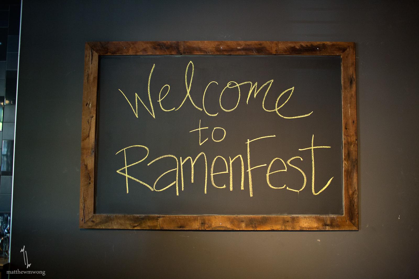 MW Eats - Makan Ramen Festival - 01