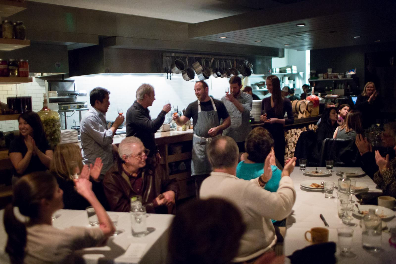Drew Van Leuvan - JBF Dinner - 13
