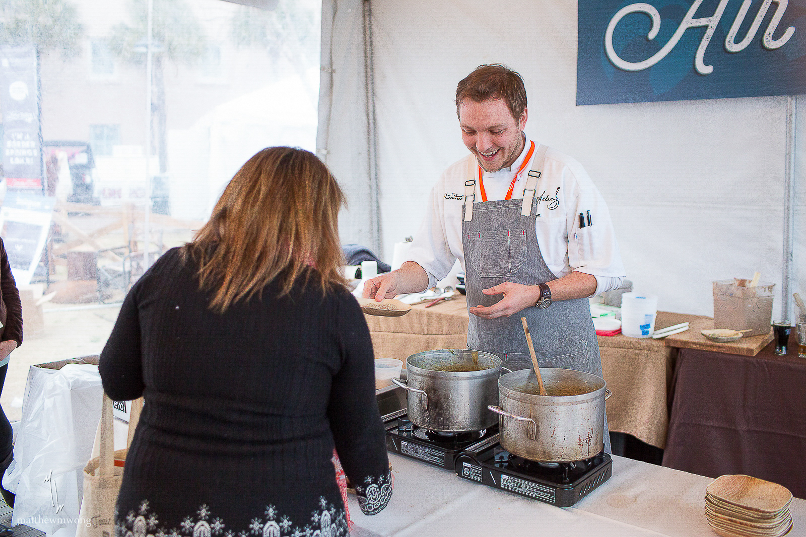 CHSWFF15 - Thanks To Springer Mountain Farms -  Copyright © Matthew M Wong 2015 - 05