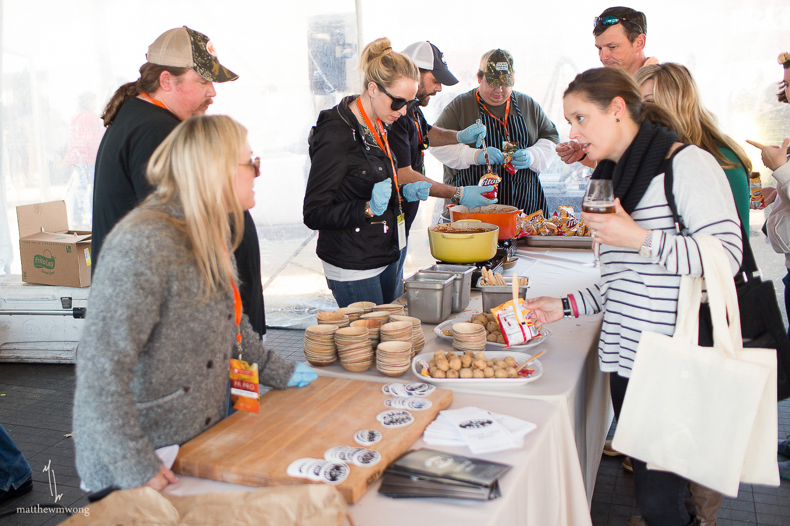 CHSWFF15 - Thanks To Springer Mountain Farms -  Copyright © Matthew M Wong 2015 - 06