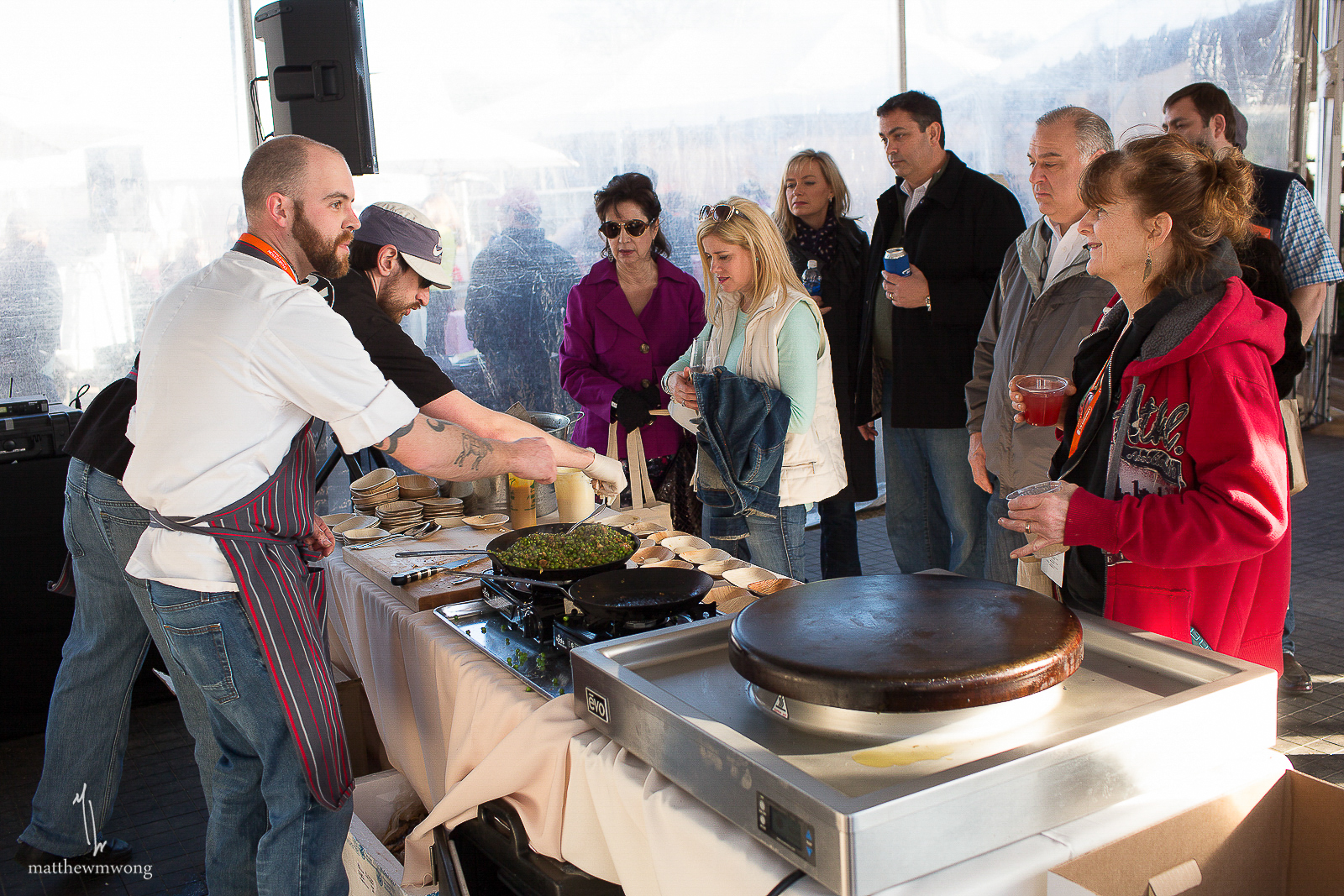 CHSWFF15 - Thanks To Springer Mountain Farms -  Copyright © Matthew M Wong 2015 - 10