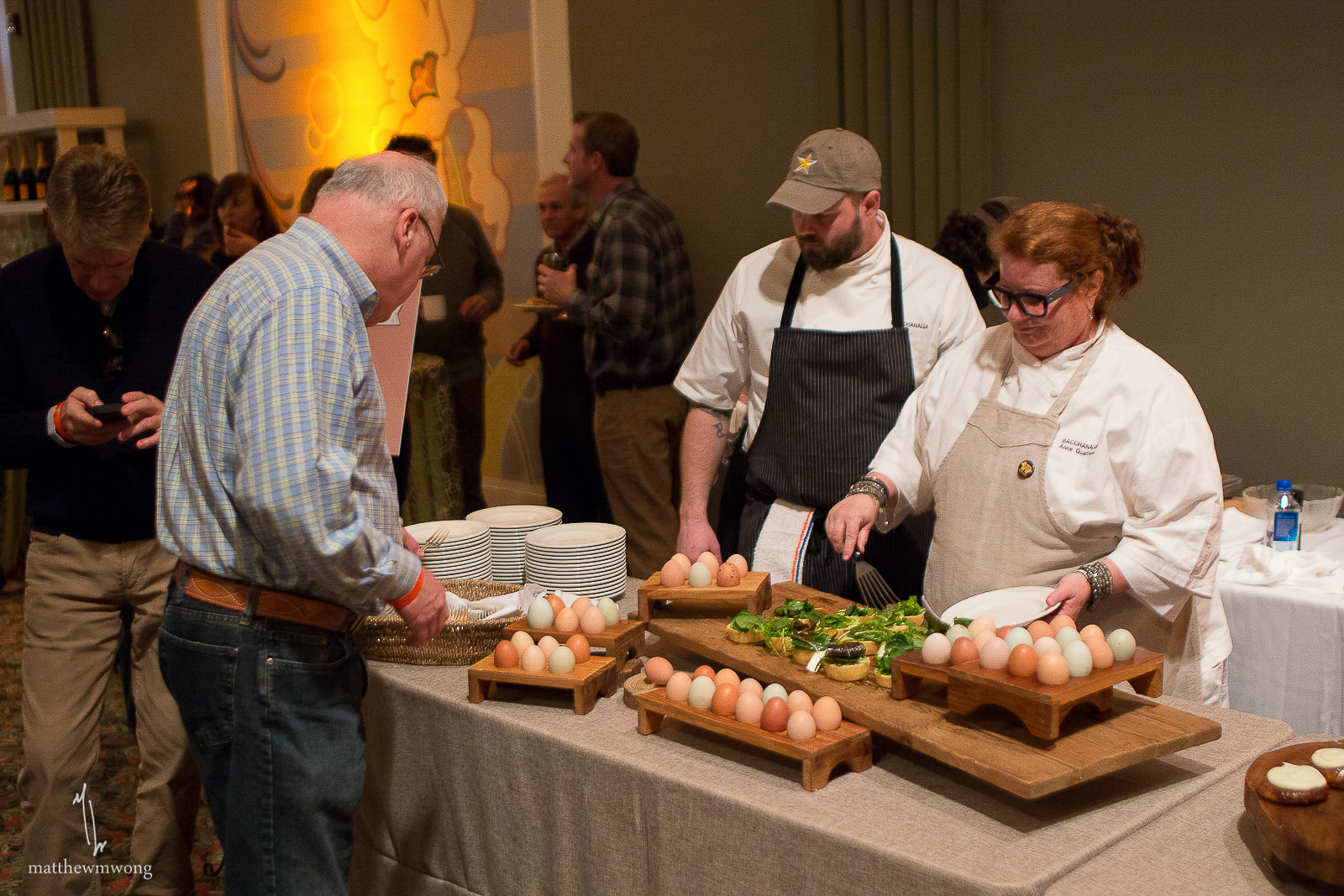 CHSWFF15 - Thanks To Springer Mountain Farms -  Copyright © Matthew M Wong 2015 - 23