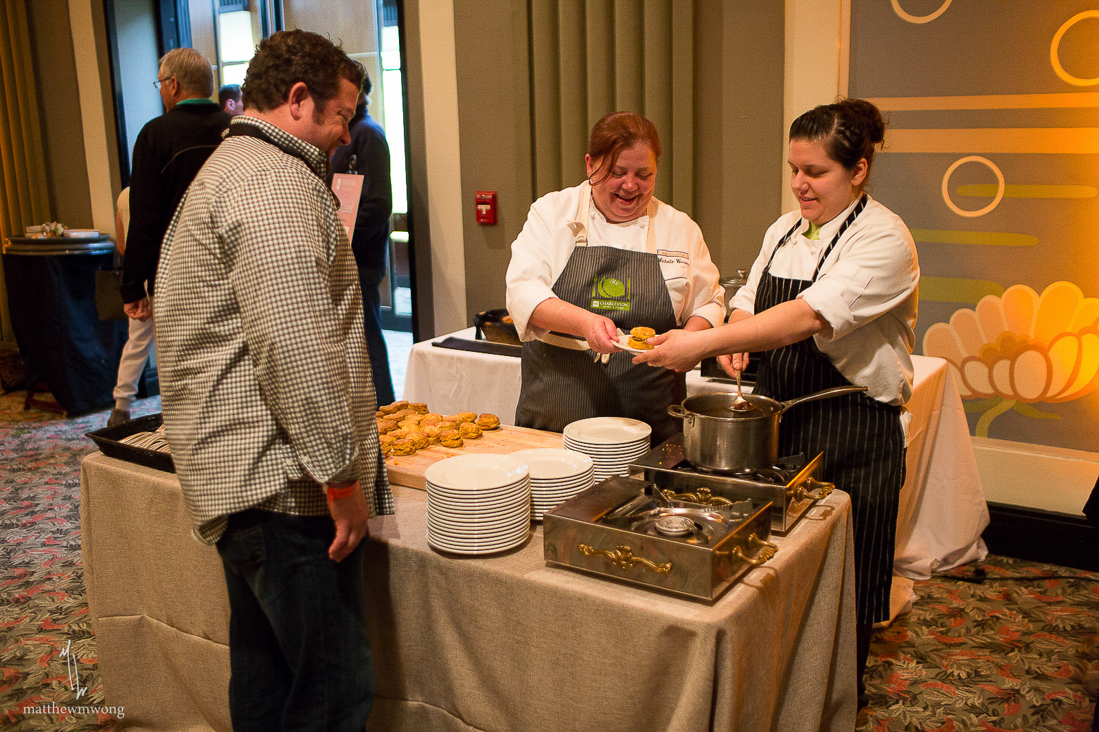 CHSWFF15 - Thanks To Springer Mountain Farms -  Copyright © Matthew M Wong 2015 - 25