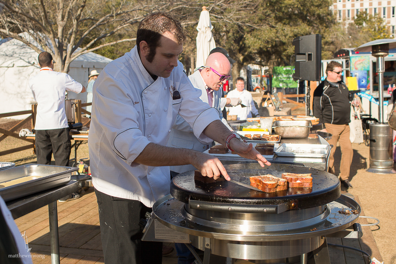 CHSWFF15 - Thanks To Springer Mountain Farms -  Copyright © Matthew M Wong 2015 - 29