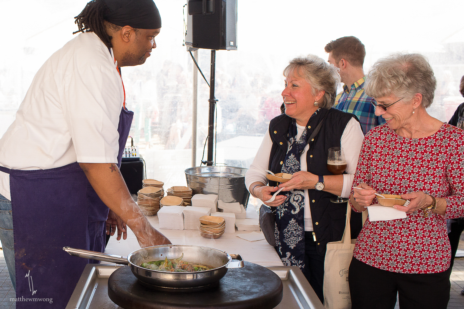 CHSWFF15 - Thanks To Springer Mountain Farms -  Copyright © Matthew M Wong 2015 - 37
