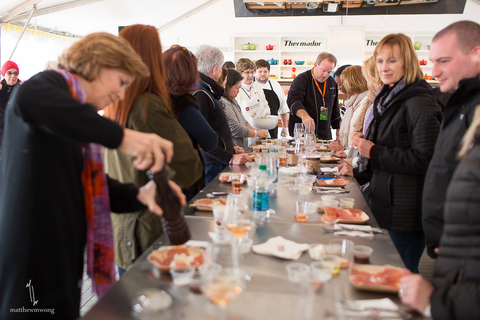 CHSWFF15 - Thanks To Springer Mountain Farms -  Copyright © Matthew M Wong 2015 - 38