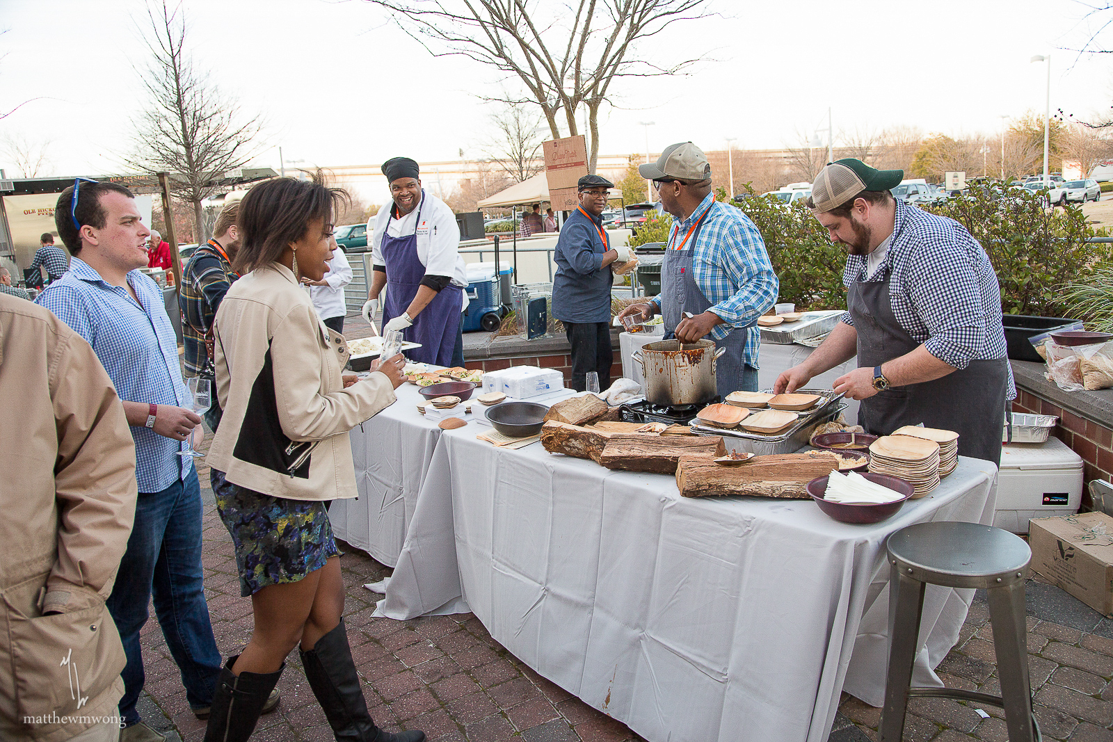 CHSWFF15 - Thanks To Springer Mountain Farms -  Copyright © Matthew M Wong 2015 - 46